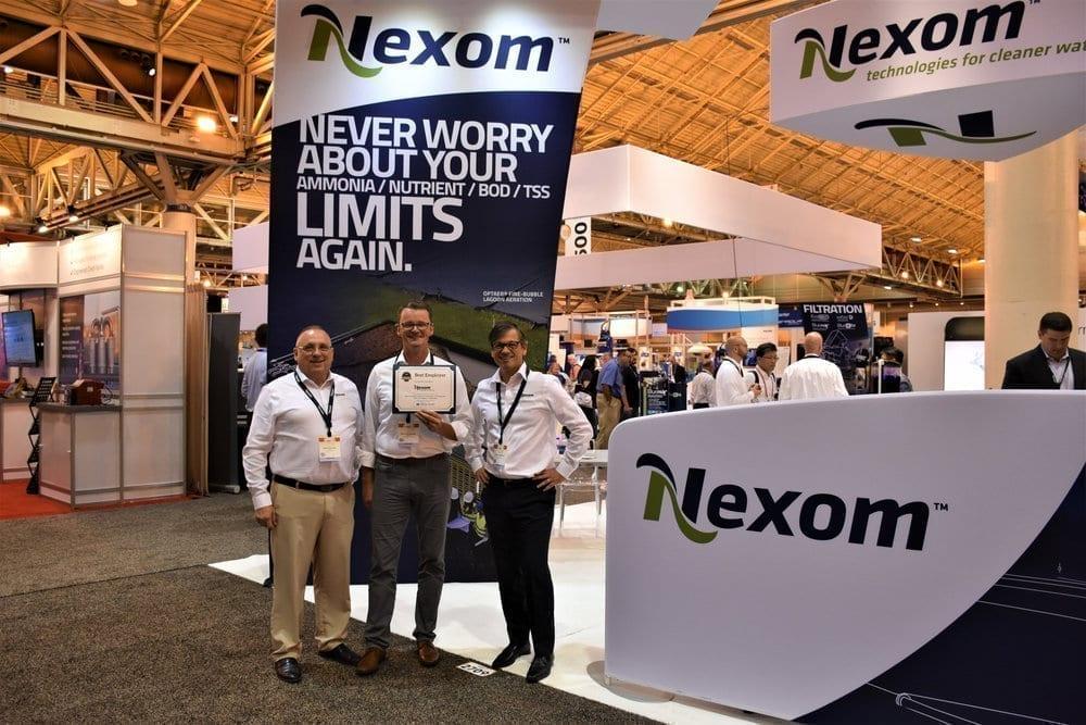 Nexom+2018+Best+Workplace+in+Water+Press+Release