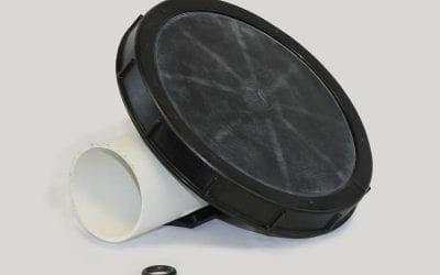 Integral Saddle Mounted Disc Diffuser