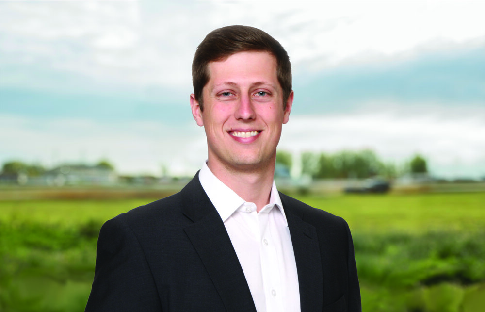 Hi, I am the Regional Sales Manager, Tanner Devlin